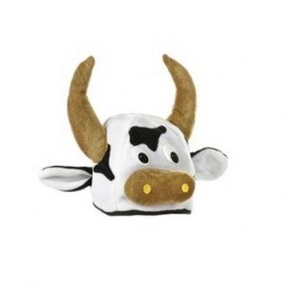 Gorro Vaca Peluche