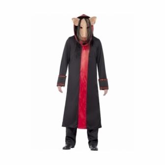 Disfraz Saw Pig Con Máscara Adulto