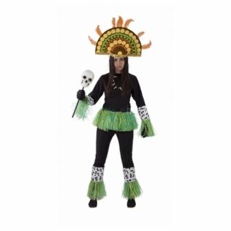 Disfraz Zulú Mujer