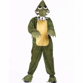 Disfraz Cocodrilo/Dinosaurio infantil
