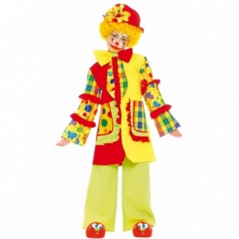 Disfraz Payaso Infantil