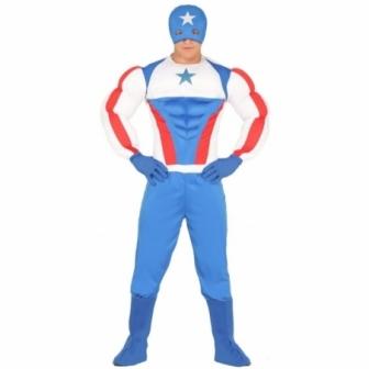 Disfraz Super Star adulto