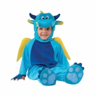 Disfraz Dragón para bebés 1/2 años