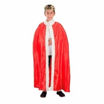 Capa de Rey infantil