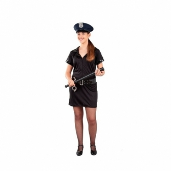 Disfraz de Policia sexy para mujer