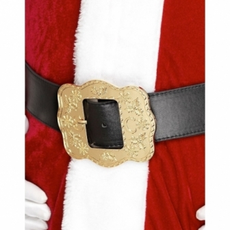 Cinturón Papa Noel Deluxe