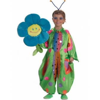 Disfraz mariposa del bosque infantil