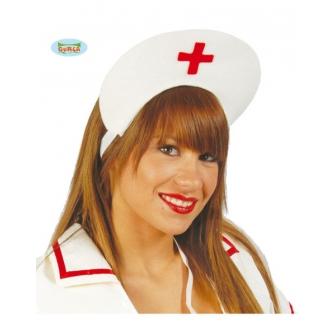 Tocado Enfermera Fieltro