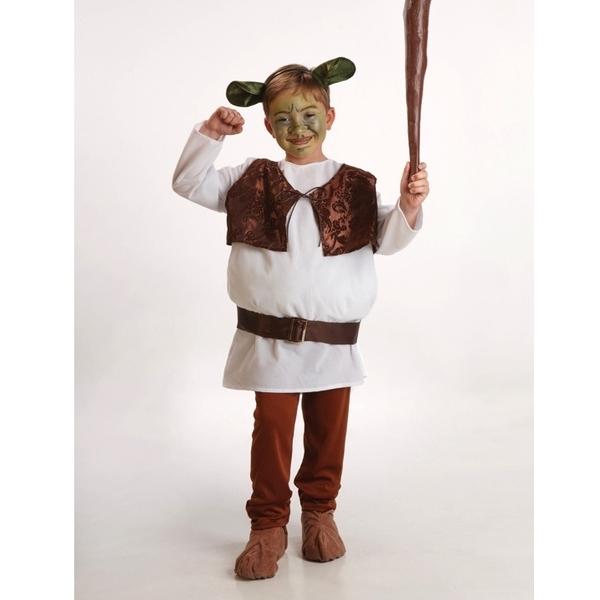 Disfraz Ogro  Verde Infantil