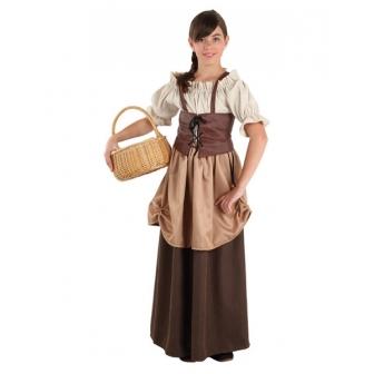 Disfraz Hortelana para niña