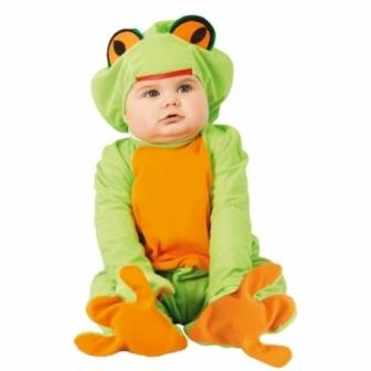 Disfraz Ranita Bebé