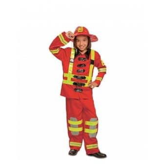 Disfraz de Bombero para niño