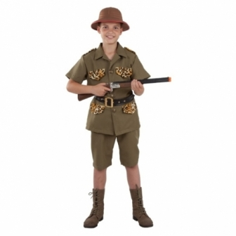 Disfraz Cazador Safari Infantil