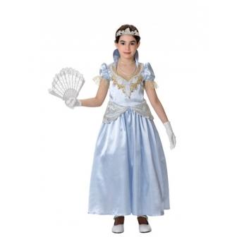 Disfraz Dama Celeste Infantil