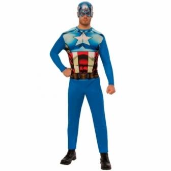 Disfraz Capitán América OPP Adulto