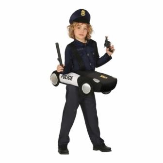Disfraz Coche Policía infantil