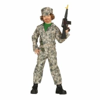 Disfraz Militar para niño