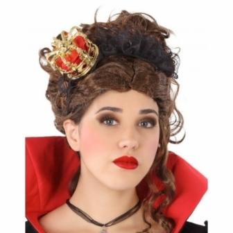 Diadema Reina Corazones