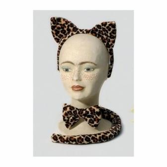 Complemento De Leopardo 3 Piezas