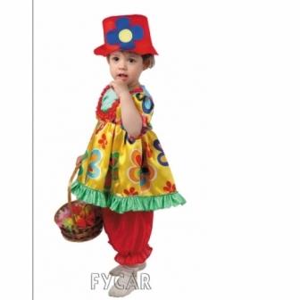 Disfraz Payasita bebé