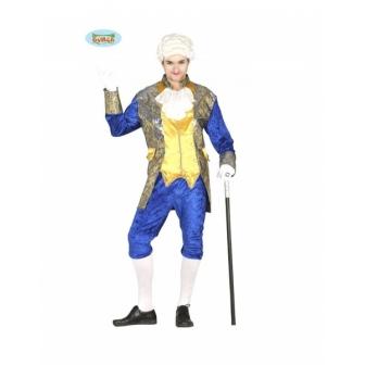 Disfraz Marqués / Conde para hombre