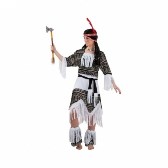 Disfraz India Cherokee mujer