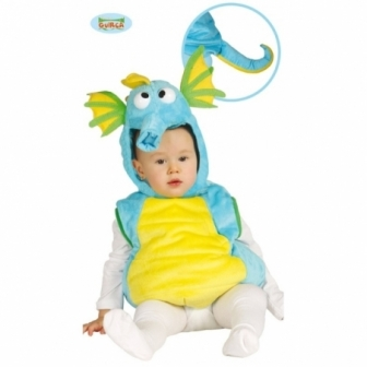 Disfraz Caballito De Mar Bebé