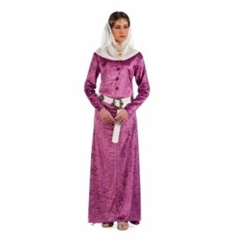 Disfraz Princesa Braveheart Mujer