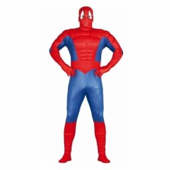 Disfraz Superhéroe musculoso adulto