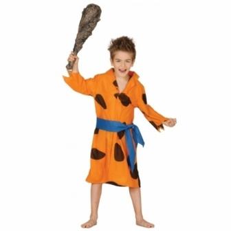 Disfraz Troglodita infantil 3/4 años