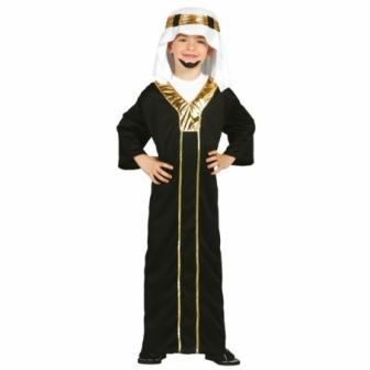 Disfraz principe arabe infantil
