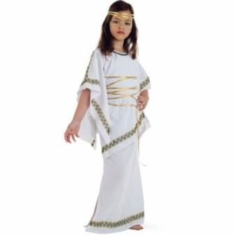 Disfraz Griega para niña