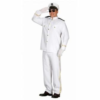 Disfraz Capitán de Yate para hombre