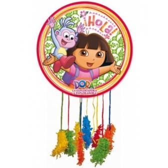 Piñata Dora Y Botas