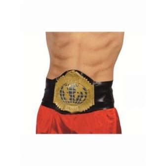 Cinturón Campeon Del Muindo Boxeo