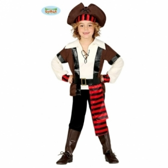 Disfraz Pirata Infantil 5/6 años