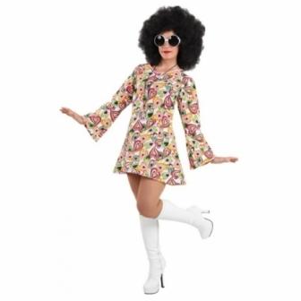 Disfraz Disco 70 Mujer