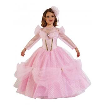 Disfraz Emperatriz Infantil lujo