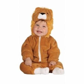 Disfraz de León bebe