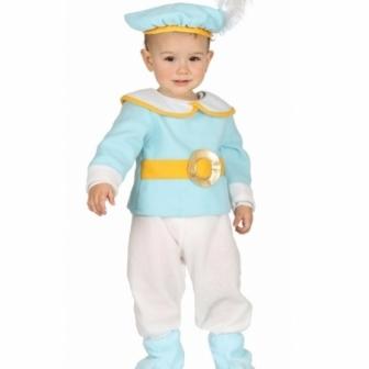 Disfraz Principito bebe