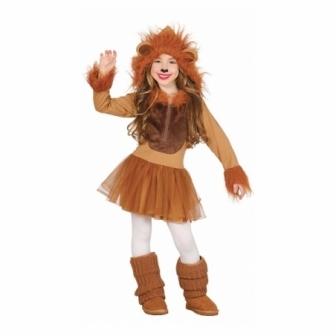 Disfraz Leona para niña