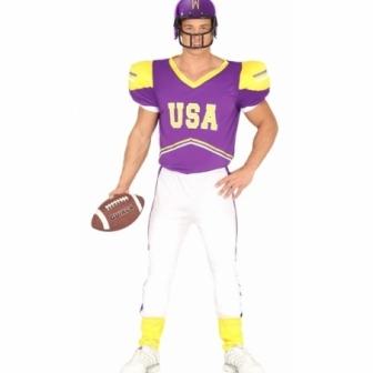 Disfraz Quarterback para hombre