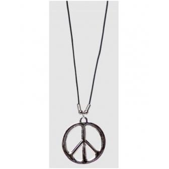 Colgante Simbolo De La Paz  Metal