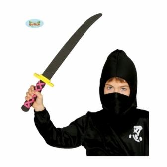 Espada samurai infantil  E.V.A.53 cms
