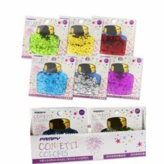 Confetti colores especial manualidades