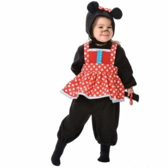 Disfraz Ratita Bebé