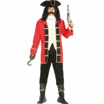 Disfraz Pirata para hombre