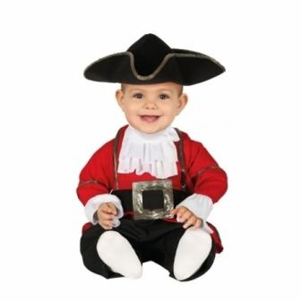 Disfraz Pirata para bebes