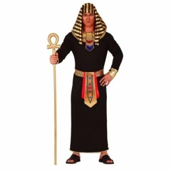 Disfraz Egipcio negro para hombre