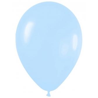 Bolsa 50 Globos Pastel Azul